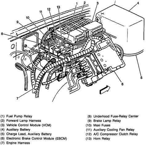 1998 gmc kes wiring diagrams 1998 gmc brake system gmc light wiring diagram brake light relay 1998 yukon