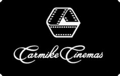 Carmike Gift Card - buy carmike cinemas gift cards at a discount gift card granny 174