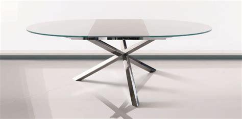 tavoli doimo tavolo trio allungabile 42 47 tavoli cristallo allungabili
