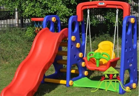 infant playground swing indoor play equipment baby swing seat kids slides outdoor