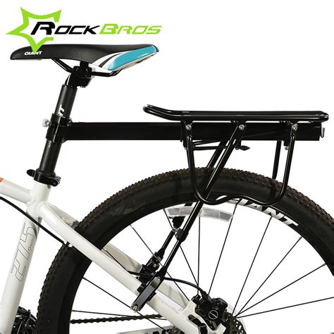 Best Bike Rear Rack by Rockbros Bike Bicycle Cycling Alloy Cargo Racks Mtb Bike