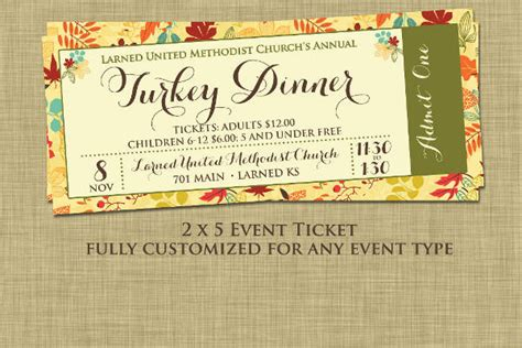 dinner tickets template 70 ticket templates