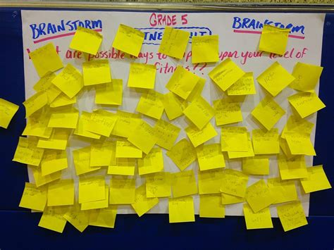 idea plans happy birthday post it 35 ideas for the classroom 4 o