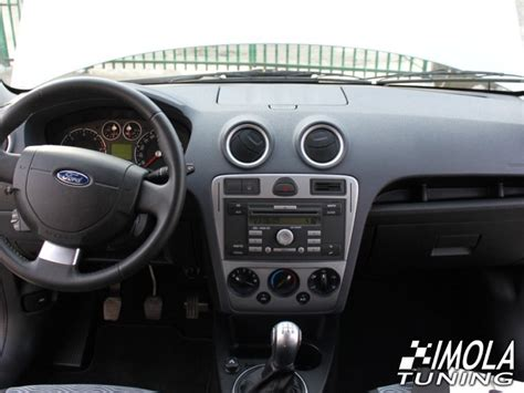 cockpit dekor ford fusion   mit manuelle klimaanlage oder ohne klimaanlage kassettenradio