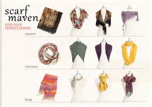 Different Ways To Wear Infinity Scarf Ruche How To Tie A Scarf 9 Different Ways