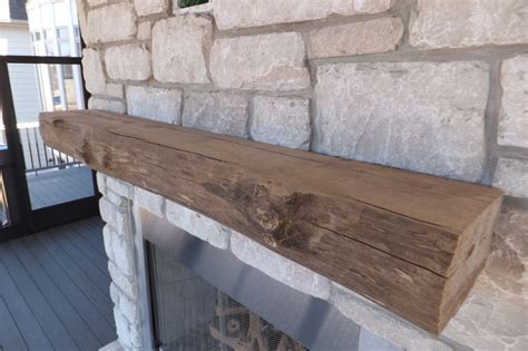 install fireplace mantel how to install a wood fireplace mantel mantle wunderwoods