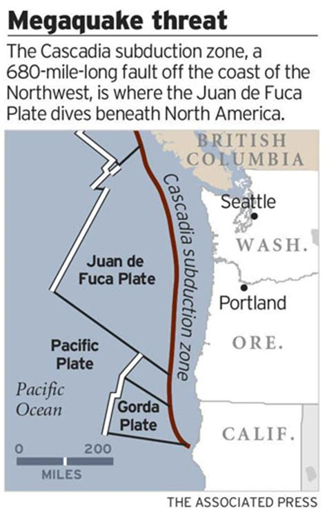 17 best ideas about cascadia subduction zone on pinterest is a massive cascadia earthquake on the horizon earthquakes