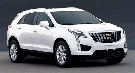 2020 Cadillac Xt5 Pictures by 2020 Cadillac Xt5 Facelift Leaked In China Previews