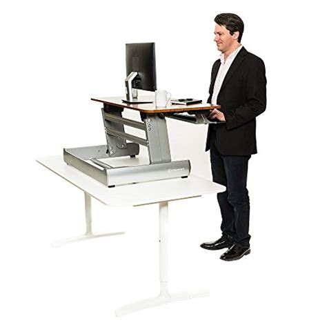 inmovement standard sit stand desk inmovement standing desk adjustable heights for sitting