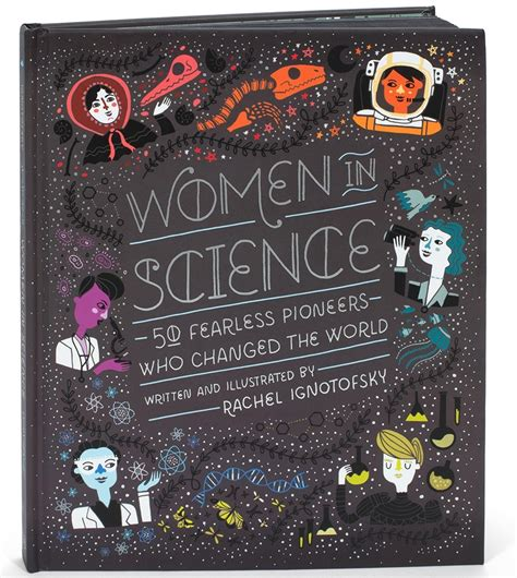 libro women in sport fifty women in science rachel ignotofsky design