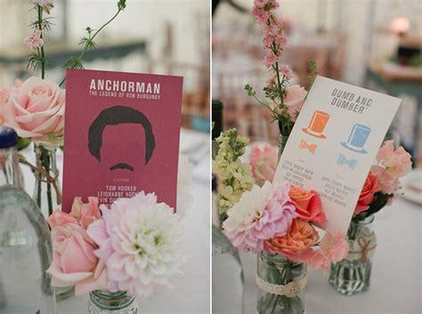 Ideas For Wedding Table Names Ideas Para Numerar Las Mesas De La Boda El De Una Novia