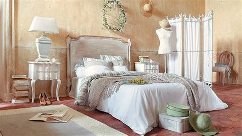 Beau Image Decoration Chambre A Coucher #1: decoration-chambre-style-provencal-8.jpg
