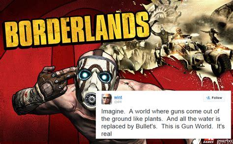 Borderlands 2 Memes - gun world borderlands know your meme