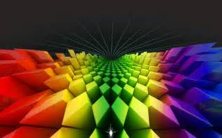 wallpaper colors wallpapers geometry rainbow colours wallpapers