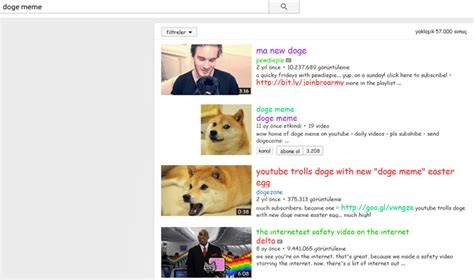 Youtube Doge Meme - youtube doge meme 28 images doge meme youtube huit