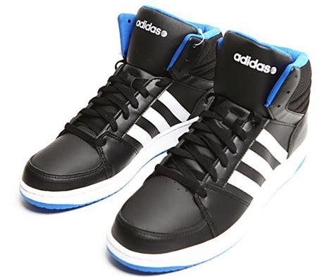 New In Adidas Neo Hoops Cloudfoam Mid 2 adidas neo hoops vs mid k k sound
