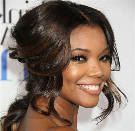 Prom updo hairstyles for black hair hairstyle hits pictures