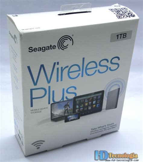 Seagate Wireless Plus 1 Tb review seagate wireless plus 1tb hd tecnolog 237 a