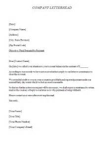 Demand Letter Templates by Demand Letter Template