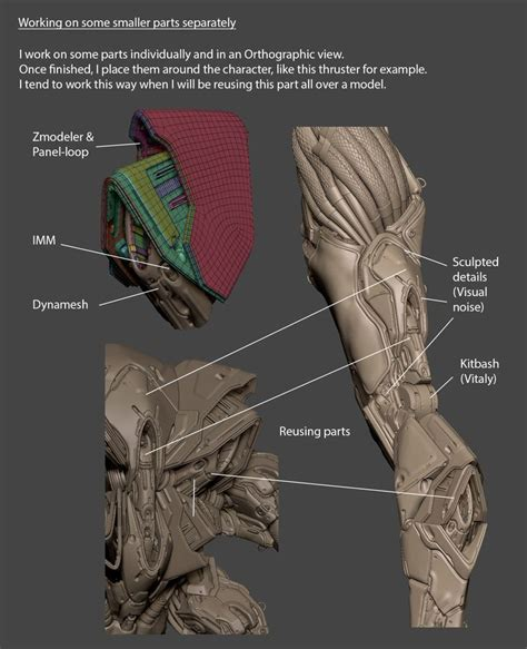 pattern zbrush 1000 images about zbrush on pinterest artworks 3d