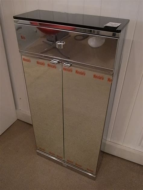 metalkris visnu mirrored bathroom cabinet was 163 283 now 163