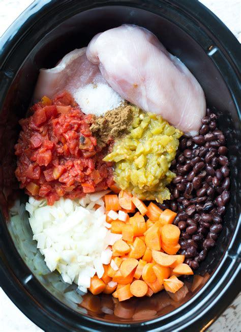 slow cooker recetas healthy slow cooker chicken stew