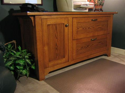 mission style file cabinet cedars woodworking interior painting llc