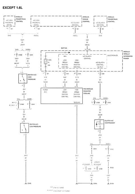 2002 pt cruiser fan trend 2002 pt cruiser wiring diagram 83 with additional
