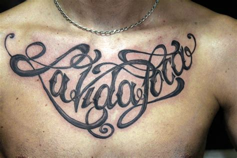 la vida loca kbless tattoo