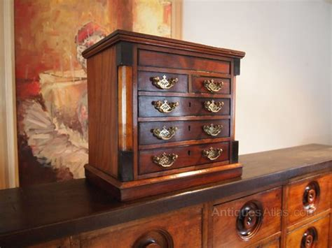 chest of drawers miniature c1870 antiques