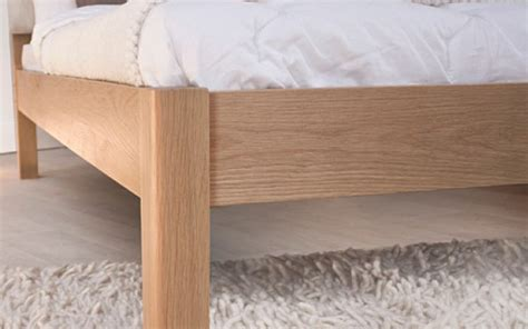 Timber Bed Frames Sydney Finland Timber Bed Frame Contemporary Beds Sydney By Bedworks