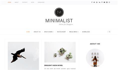 minimalist templates free templates themexpose