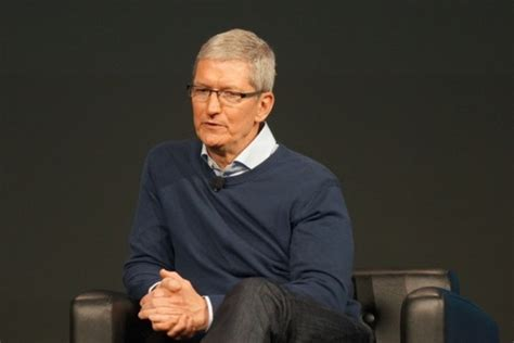 apple ceo tim cook augmented reality is the future and fake news