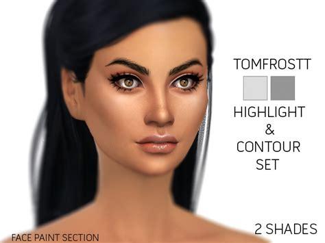 Cc Fatia Set 2in 1 tomfrostt s contour highlight set