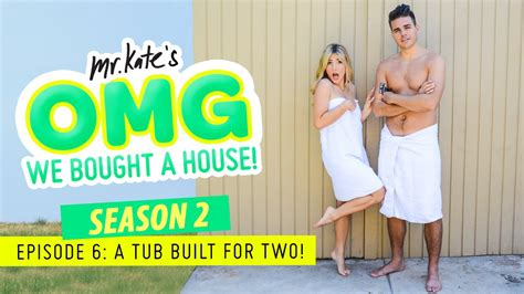how to find out who bought a house a tub built for two omg we bought a house youtube