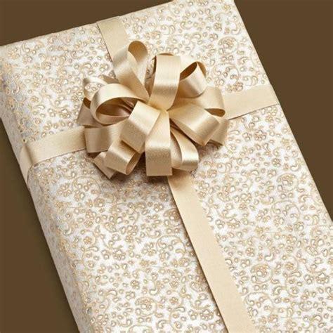 Wrapping by Diy Elegant Gift Wrapping 2087690 Weddbook