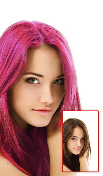 hair color booth for iphone instahaircolor pro hair color booth for instagram ios