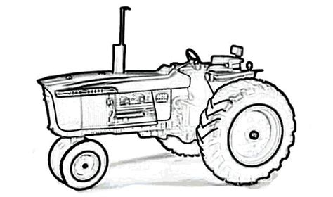 free tractor coloring pages az coloring pages free tractor coloring pages az coloring pages