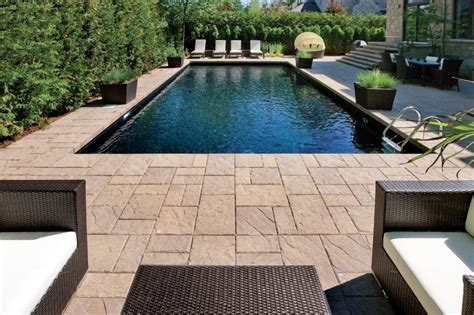 swimming pool pavers pool patio paver designs roselawnlutheran