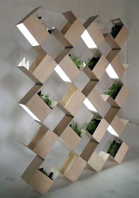 Kitchen Designer Ikea by Divide And Cultivate With This Indoor Vertical Garden