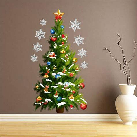 house decorations large green christmas tree star