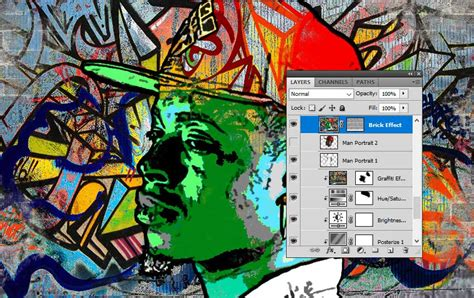 tutorial illustrator graffiti how to create a graffiti effect in adobe photoshop