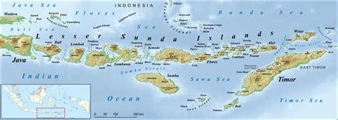 East Of Bali From Lombok To Timor lesser sunda islands