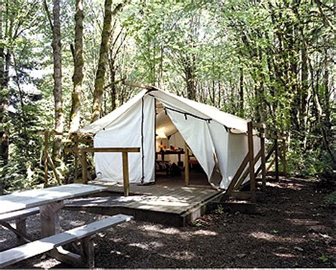 platform tent dosewallips state park washington state parks and