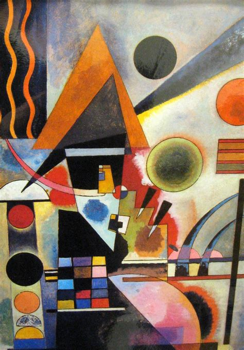 kandinsky swinging packet 16 abstract art evergreen art discovery