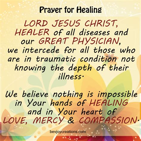 prayers of comfort and healing blessings and prayer requests hippys themes