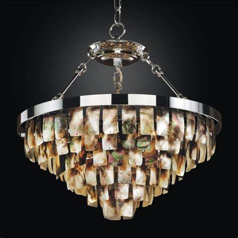 Pearl Chandelier tiered of pearl pendant chandelier malibu glow