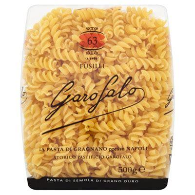 Garofalo Spaghetti 500 Gr garofalo fusilli 500gr bereacasa
