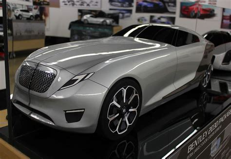 concept bentley bentley 2030 concept scale model cars