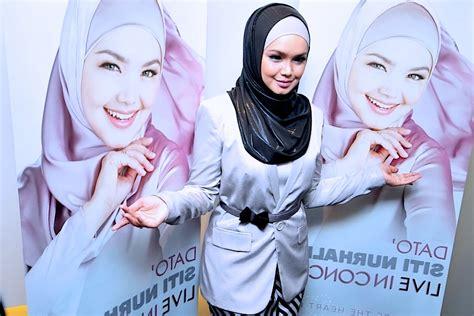 gambar skirt siti elizad sharifudin seksi di malam 20 yang gambar siti nurhaliza di sidang media konsert live in klcc